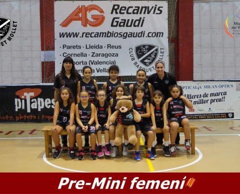 04 Pre Mini Femení