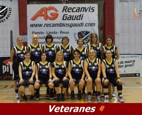 28 Veteranes