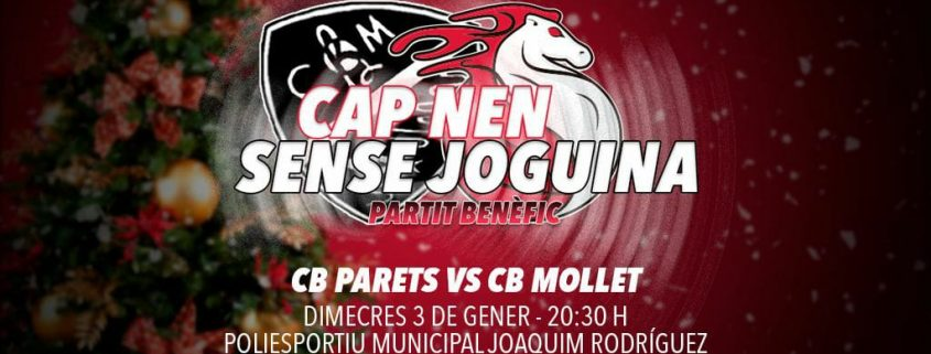 CB Parets - CB Mollet 03012018