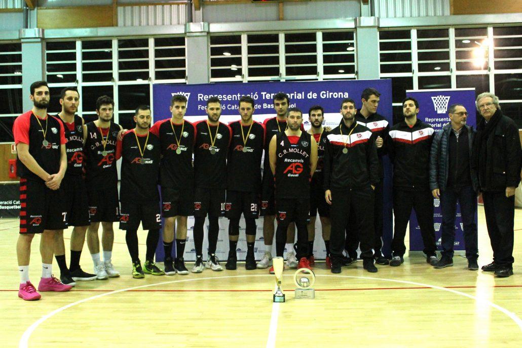 Recanvis Gaudi 36 Final Lliga EBA 2017 2018