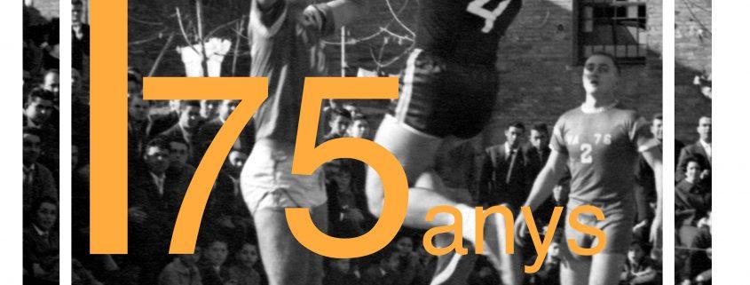 Cartell Exposició Històrica i Sopar Celebració 75 aniversari