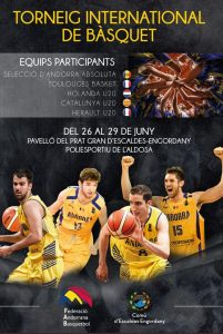 Torneig Internacional de Bàsquet d'Andorra