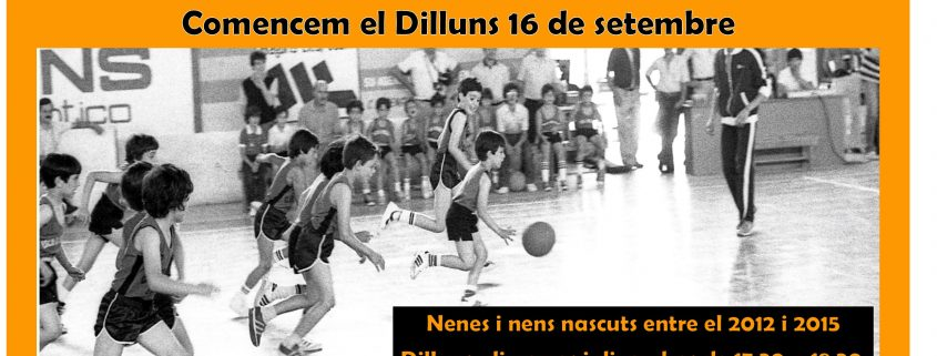 Informació Escola de Bàsquet