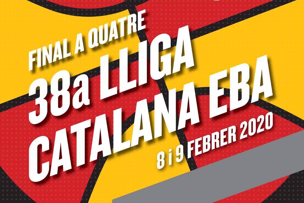 Cartell Lliga Catalana 38