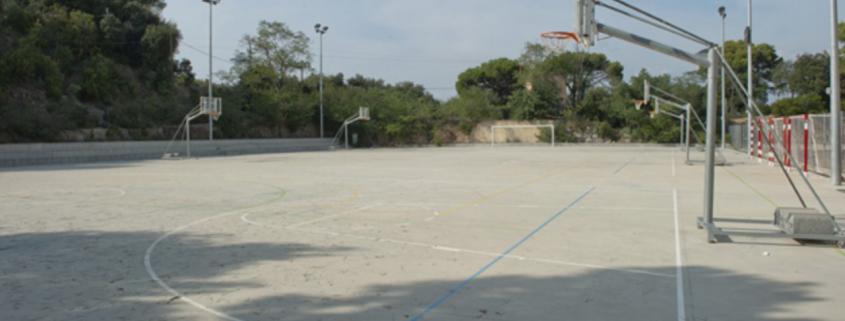 Pistes de bàsquet